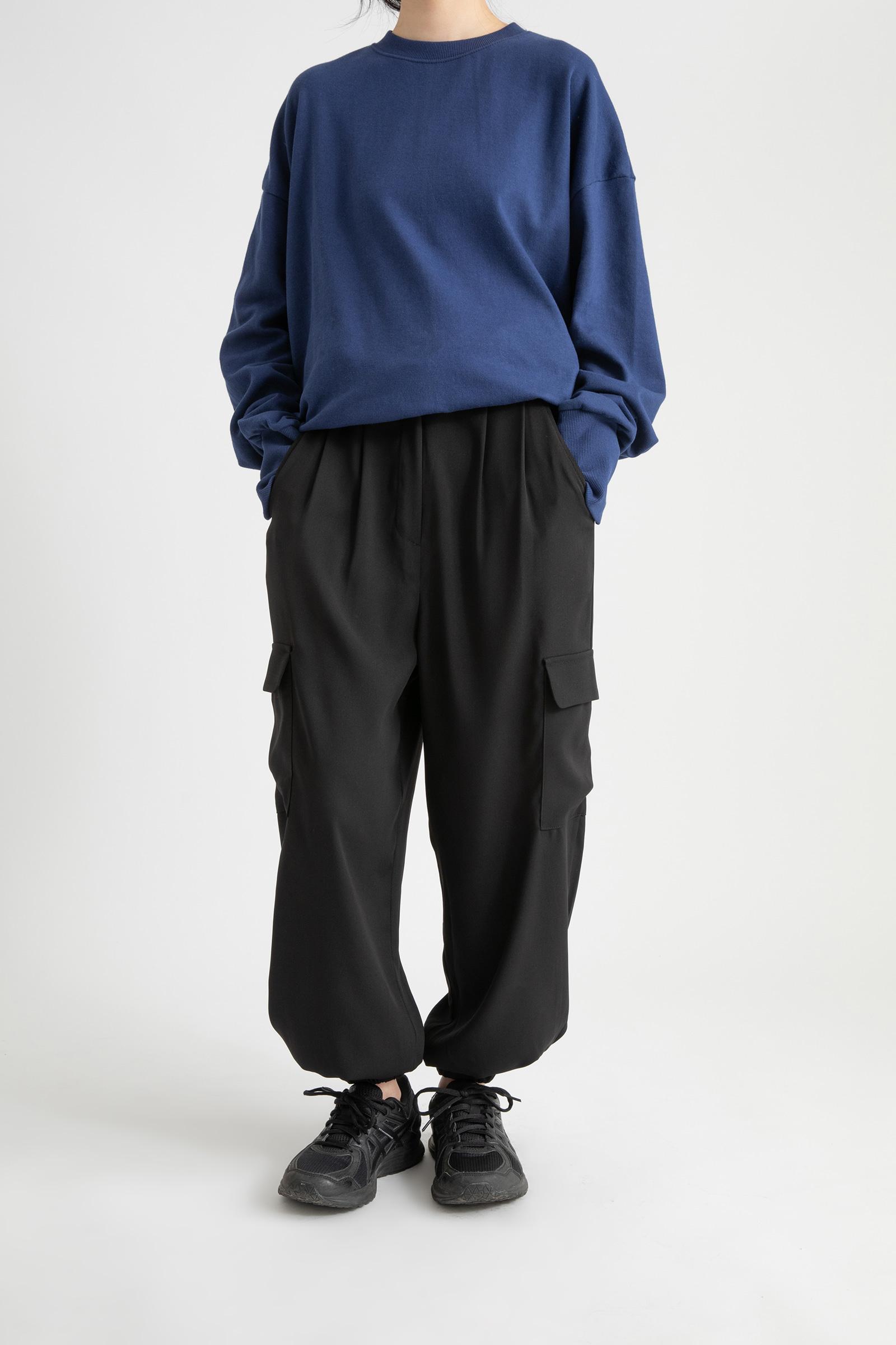 Warmer type one-to-one sweatshirt