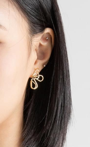 Flori earrings