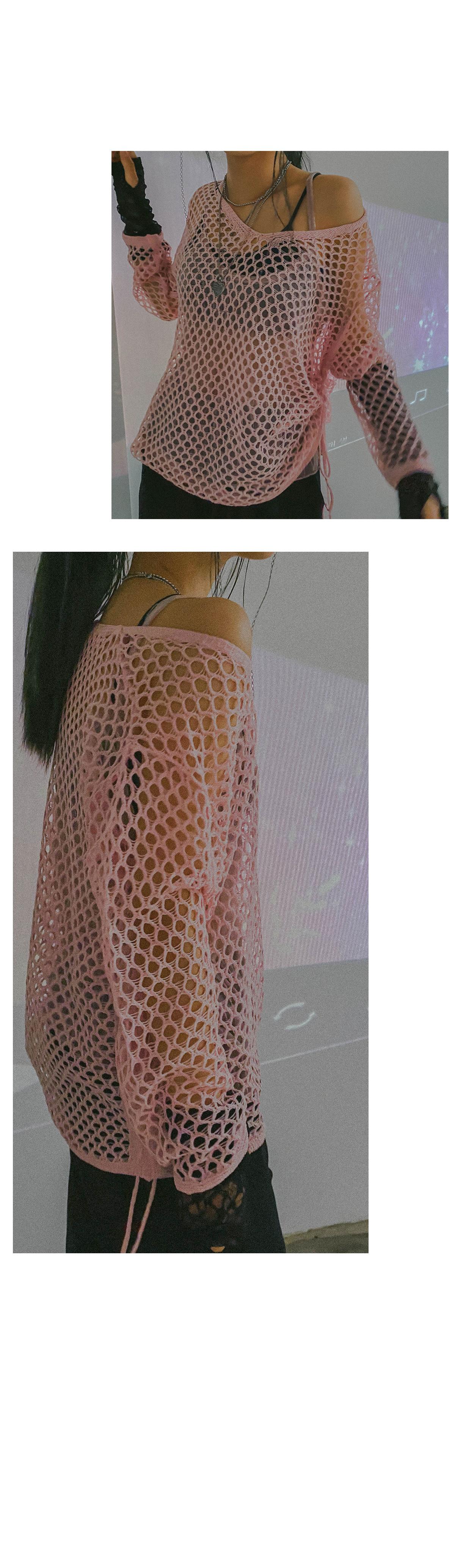String poly netting