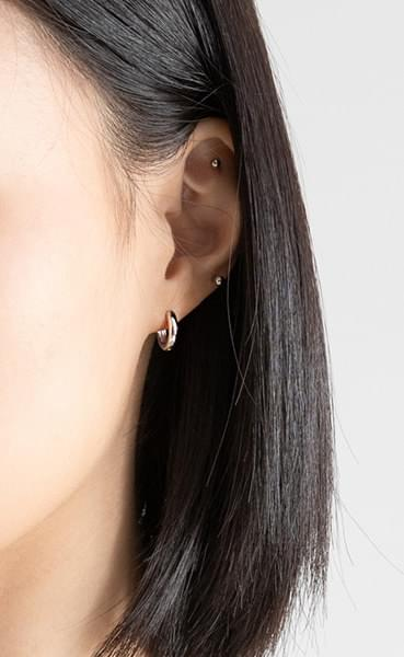 Just one touch earrings