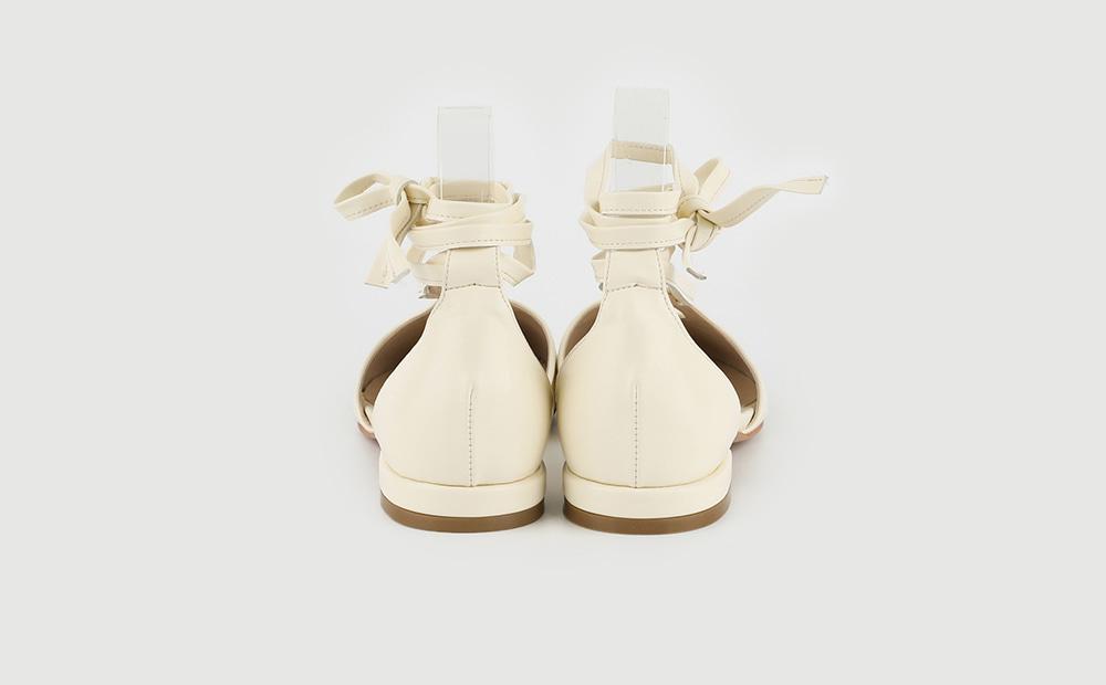 Hanson strap flat sandals