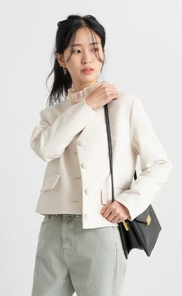 May Kararis single jacket