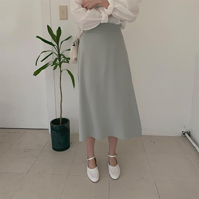Stay Long Skirt