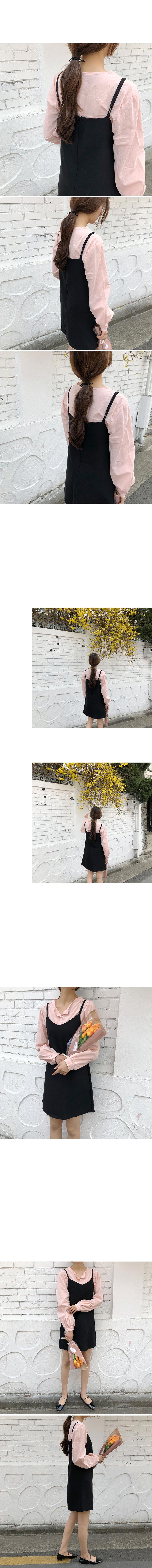 Ellie slip dress