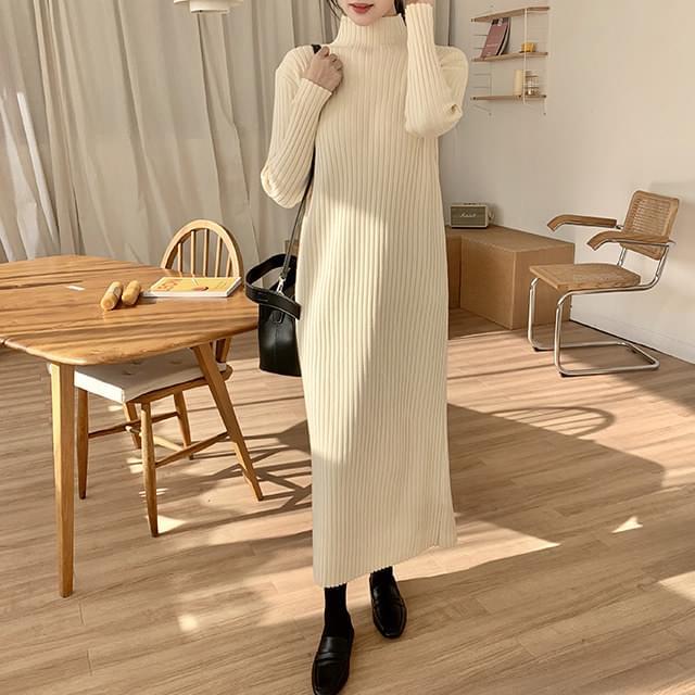 Biwon Ribbed long Dress