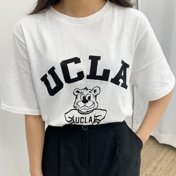 U.S. Bear Short Sleeve Tee