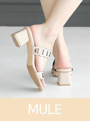 Cylon Mule & Sandals 5cm