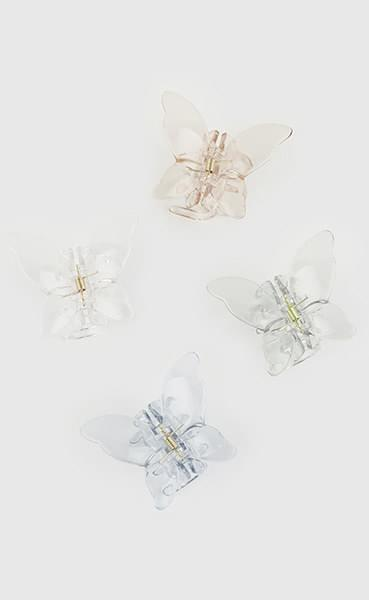 Spring Butterfly Hairpin