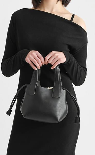 Tight multi-cross tote bag