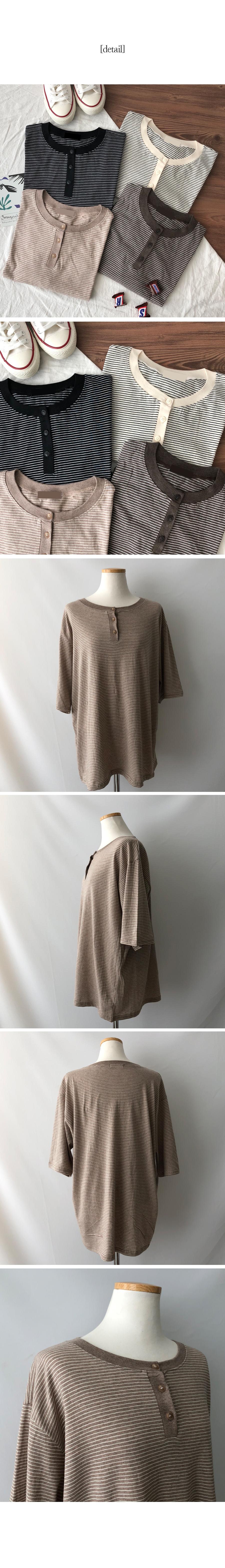 Woody Button Tangara Short Sleeve T-Shirt