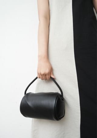 black circle bag