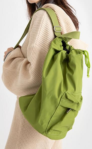Rita Crispy One Shoulder Backpack