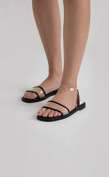Oval Chain Anklet