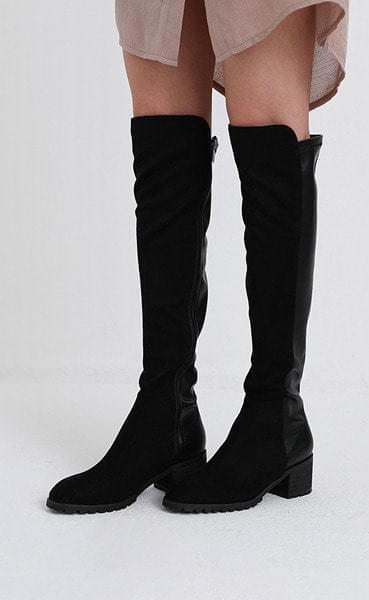 Uni Span Long Boots