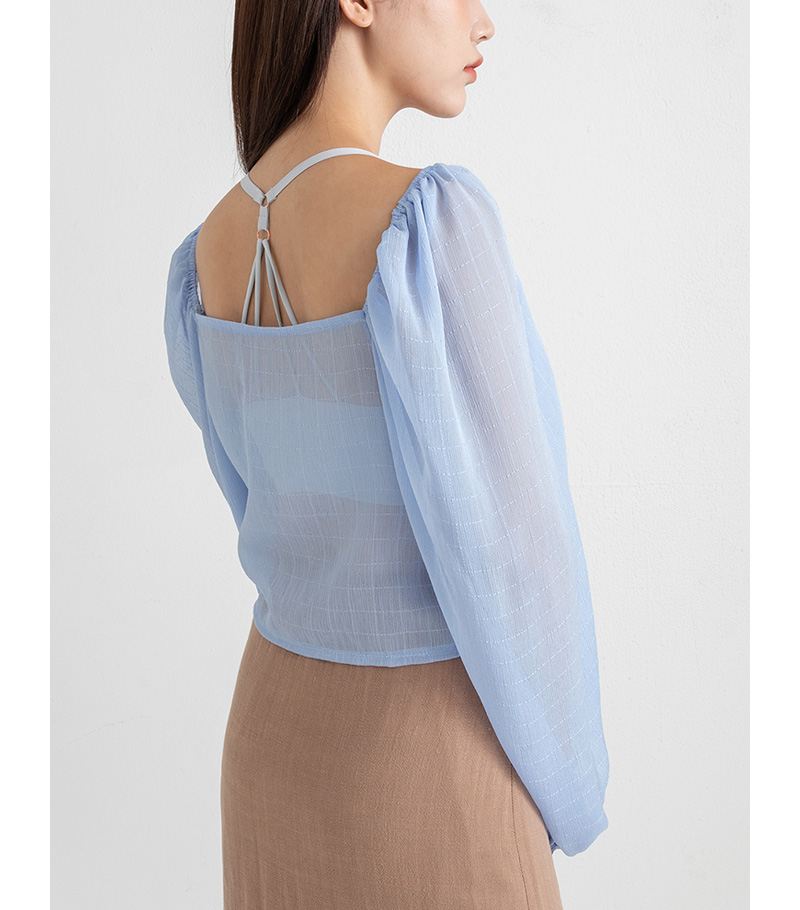 Back cross inner top