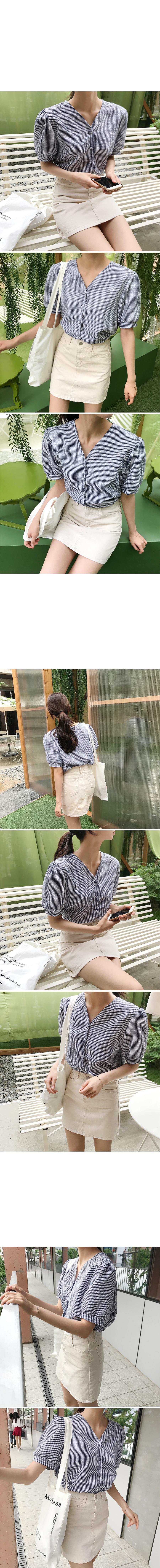 Bunny cotton skirt
