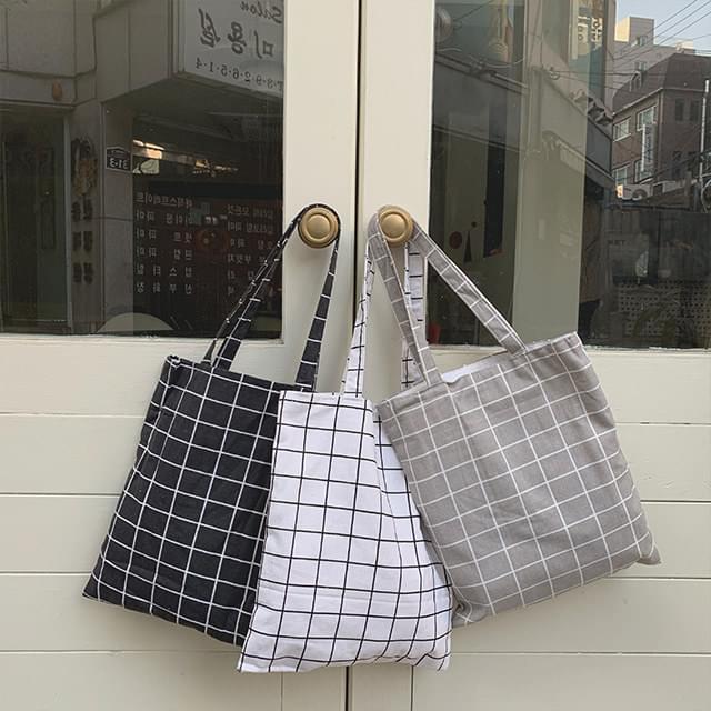 Berto Check Eco Bag