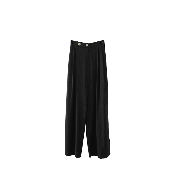 french mood linen pants