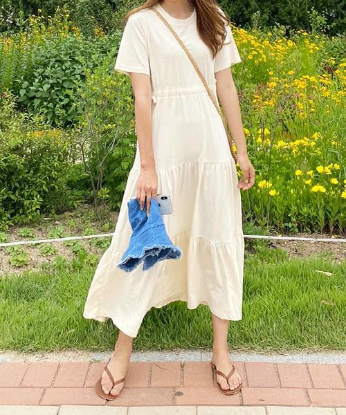 Cotton Cancan Dress