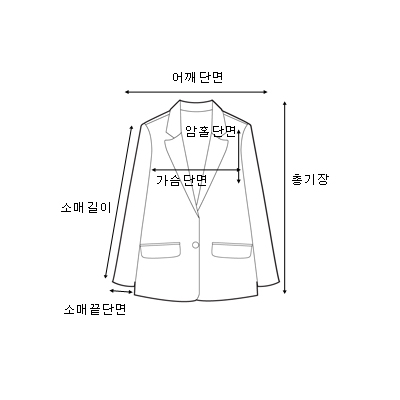 Delion Overfit Short Sleeve Jacket