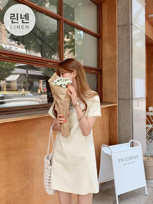 Blossom Tension Mini Dress