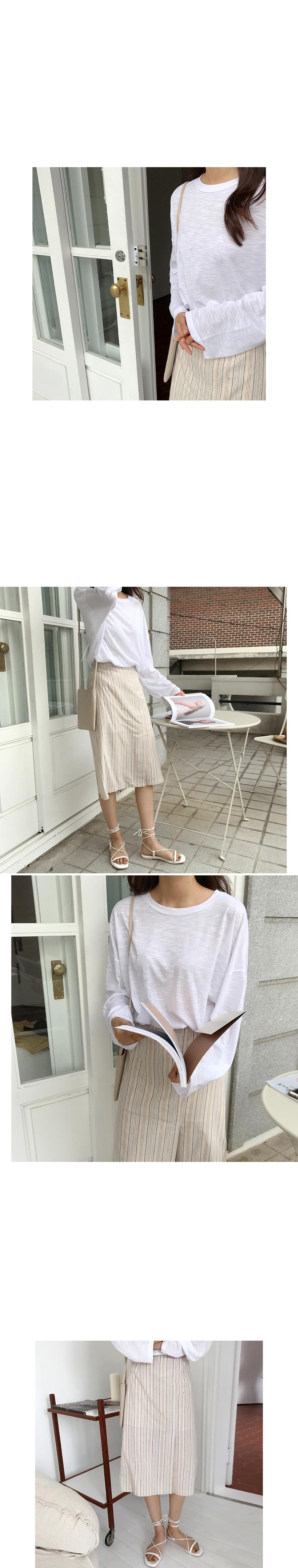 Old Long Skirt
