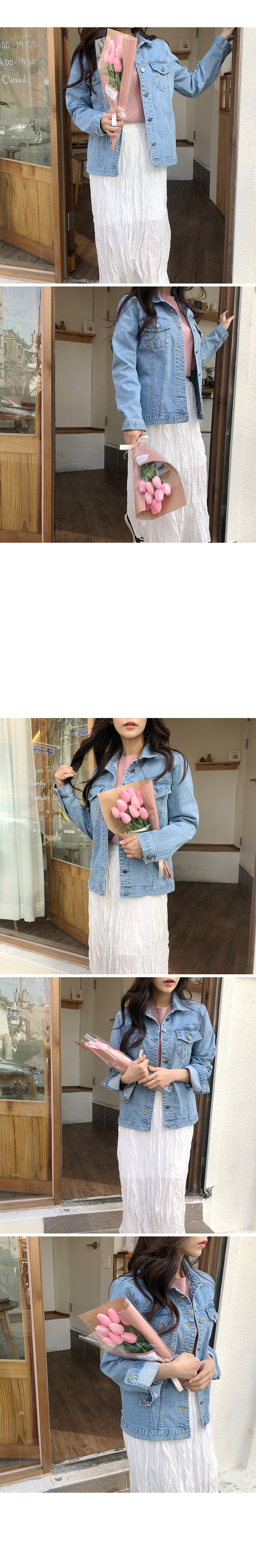 Bagel denim jacket