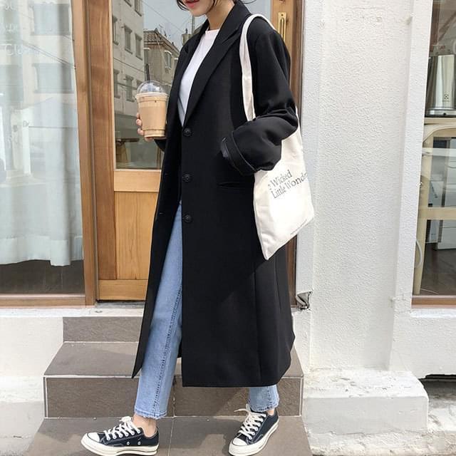 Formal Long Jacket