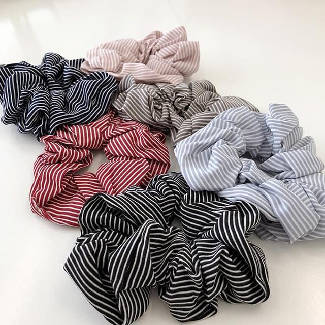 Striped braids