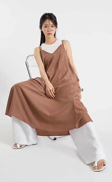 Summer Linen Long Wide Slacks