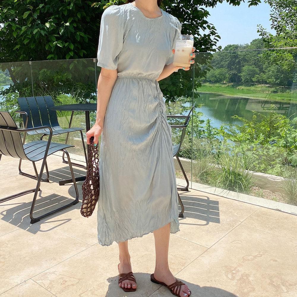 Jane wrinkle dress