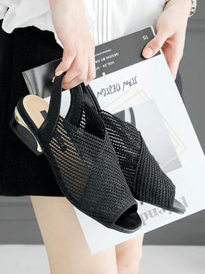 Stica Mash Slingback Sandals 3cm