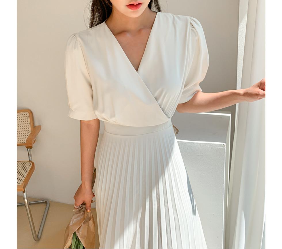 Doremi wrinkle dress