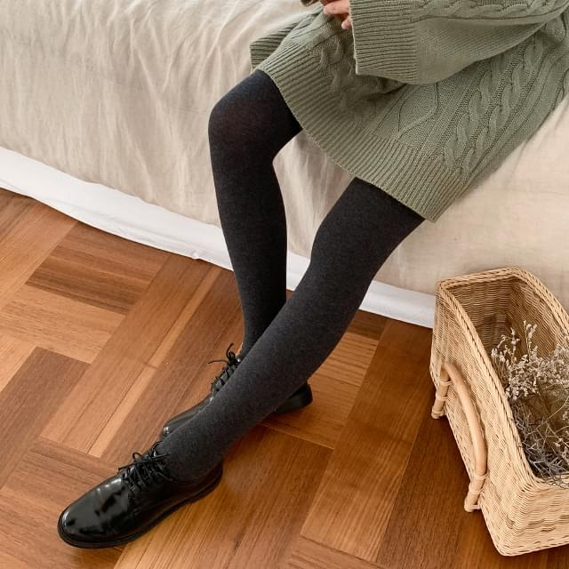 warm cotton tights