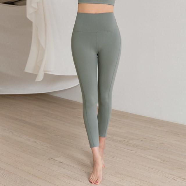 Sportswear Leggings F #04-Mint #04