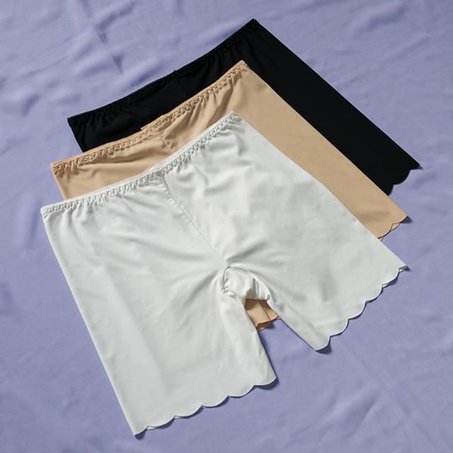 Round cut inner pants 配飾