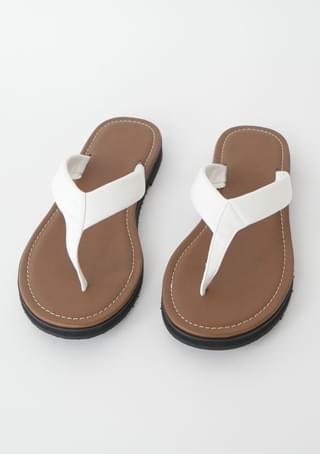 soft casual flip flops