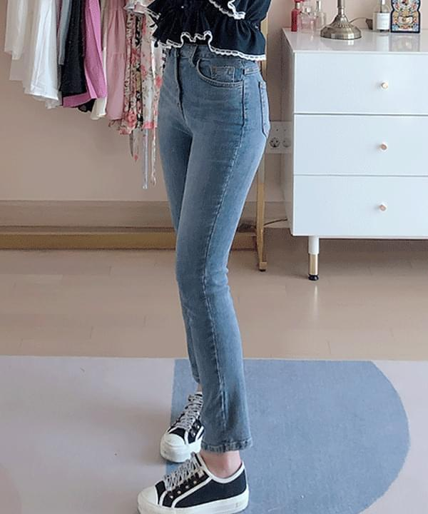 Gracie Slim Straight Pants