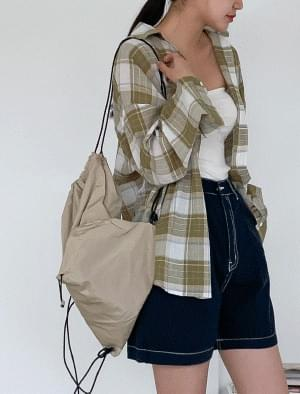 Casual mood daily backpack