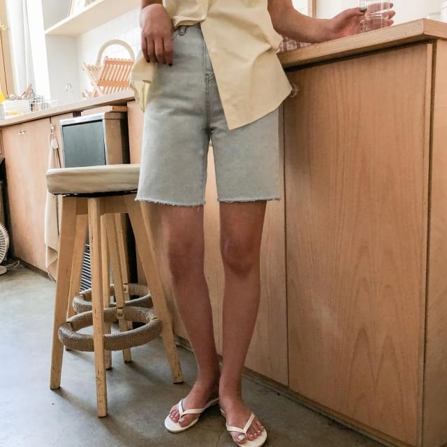 SLIM FIT 4 PIECE SHORT PANTS