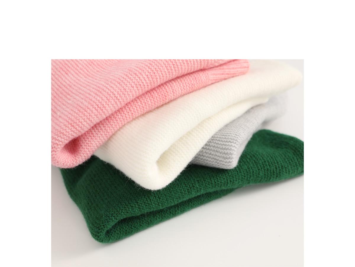 Perfilament Wool Knit