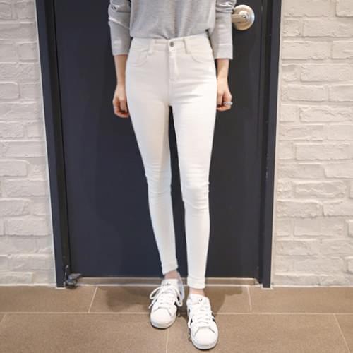 Calorie Pants-Ivory 30 Size