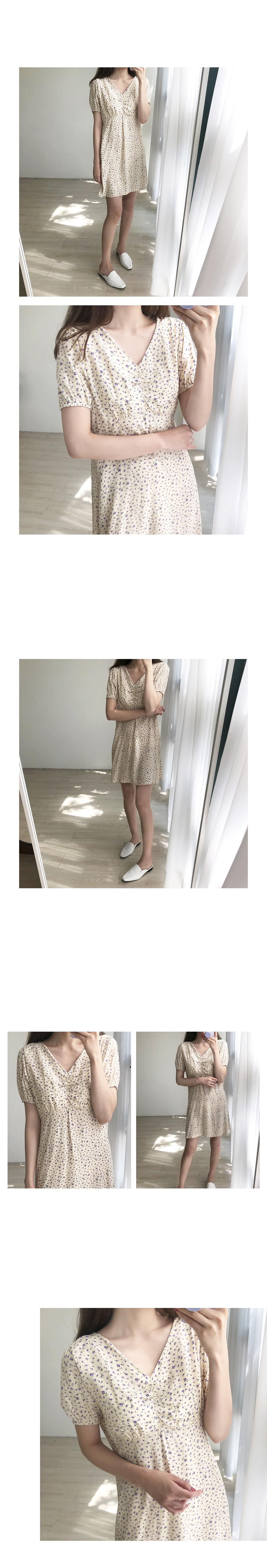 Reina mini dress