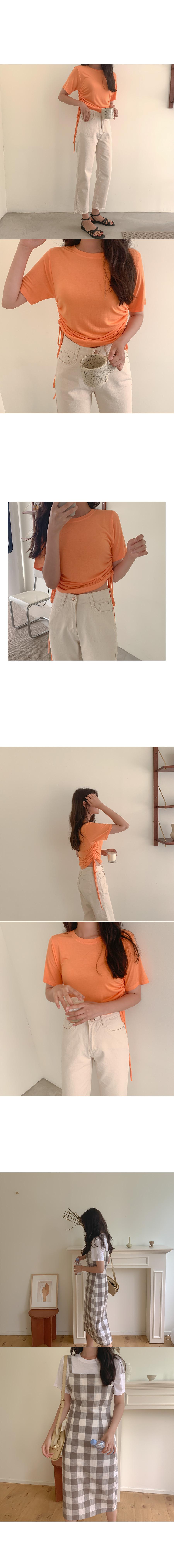 Chuel Color String Tee