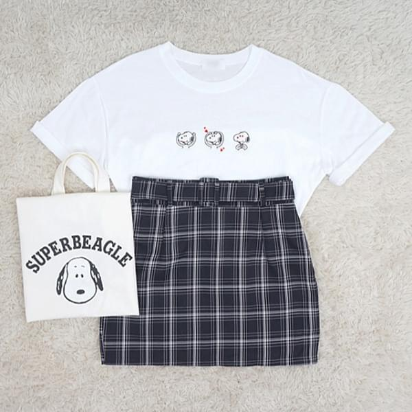 Heart Love Beagle Short Sleeve T