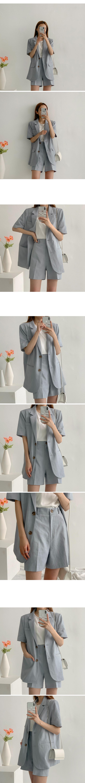 Canta Linen Jacket