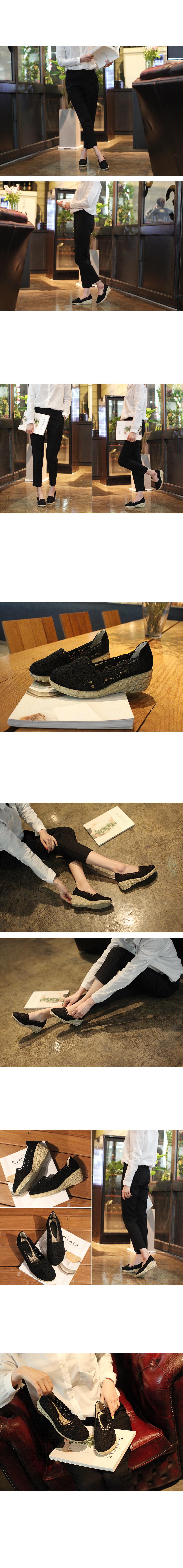 Morian Espadue Wedge Heels 2cm, 5cm