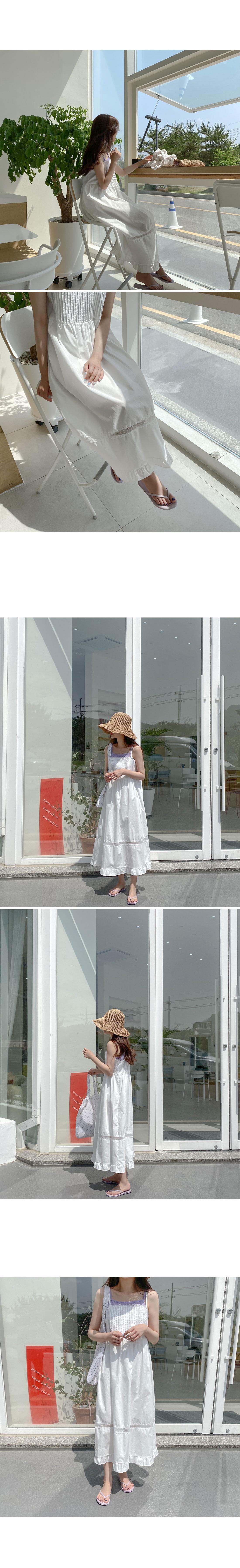 Coco Farm Nashi Long Dress