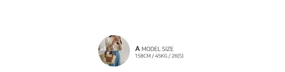 小麻花紋純色短袖針織衫