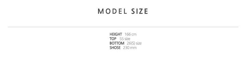 Double Cara Crop blouse-3color
